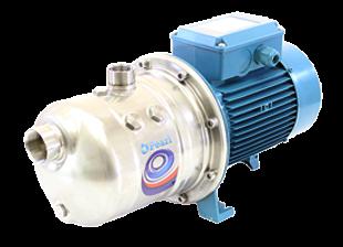 MXA DELUXE Multistage Water Pump